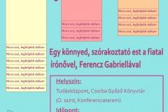 könyvbemutató-plakát-Pécs